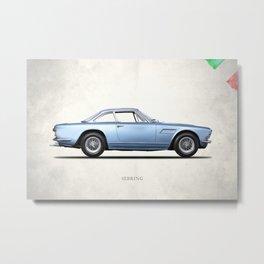 The Sebring 3700 Metal Print