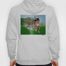 Dos Angeles - Two Angels Hoody