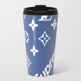 SupLV Blue Travel Mug