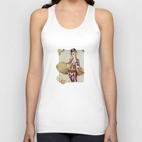 led zeppelin Tank Tops featuring Zeppelin by TammyWitzens