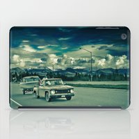 alaska iPad Cases featuring Alaska by Paweł Kotas