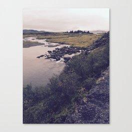 Nordic Wilderness Canvas Print