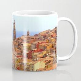 Menton Hues Coffee Mug
