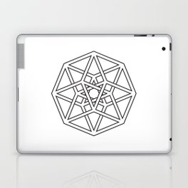 Hypercube Laptop & iPad Skin