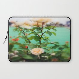 Floral Blossoms Laptop Sleeve
