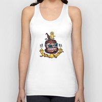 stay gold Tank Tops featuring Stay Gold by Chris Laistler