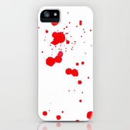 Hockey Night iPhone Case