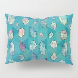 Healing Crystals 2 Pillow Sham