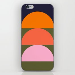 Spring- Pantone Warm color 03 iPhone Skin