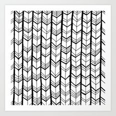 CHORACHORA  Art Print