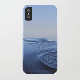Silent Lake iPhone Case