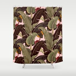martinique pattern Shower Curtain