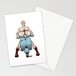 Vespa Obsession Stationery Cards