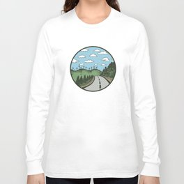 Road to a new world Long Sleeve T-shirt
