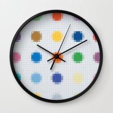 Lego: Spots Wall Clock