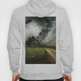 Cyclone-tornado Hoody