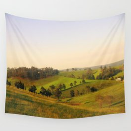 Daylight & Shadows Wall Tapestry