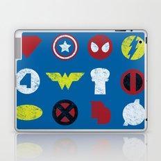 Super Simple Heroes Laptop & iPad Skin