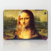 da vinci iPad Cases featuring The Da Vinci Code by  Agostino Lo Coco