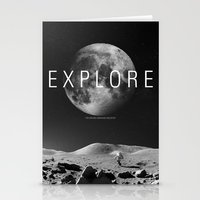 explore Stationery Cards featuring EXPLORE by openact