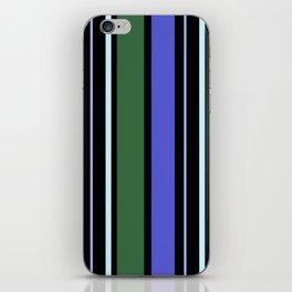 Stripes in colour 6 iPhone Skin