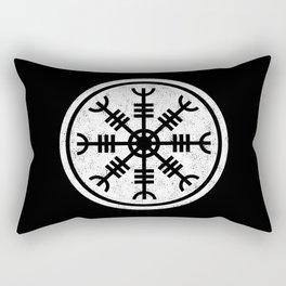 HELM OF AWE Rectangular Pillow