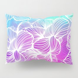 Tropical Cold Front Pillow Sham