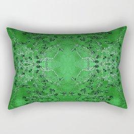 LoVinG V - green Rectangular Pillow
