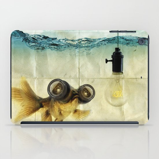 Fish Eyed Lens 03 iPad Case
