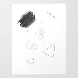 Happy Place Art Print