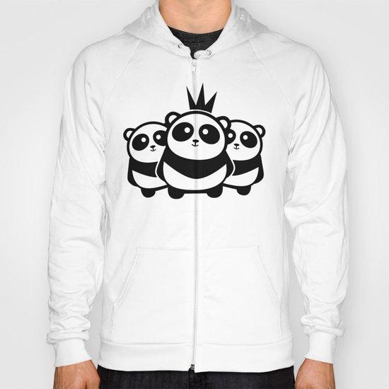 Panda Gang Hoody