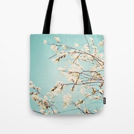 Spring Willows Tote Bag