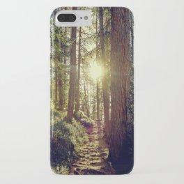 Hidden trail iPhone Case