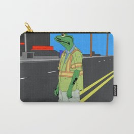 Frog Loneliness Carry-All Pouch