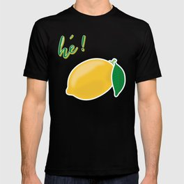 hé! Lemon T-shirt