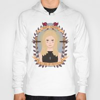 buffy Hoodies featuring Buffy Summers by heymonster