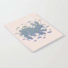Lepus Constellation: Pastel Notebook