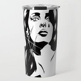 Lust for life Travel Mug