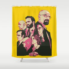 Br Ba ALT Shower Curtain