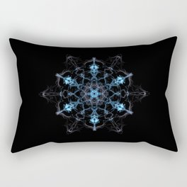 Visuddha Mandala Rectangular Pillow