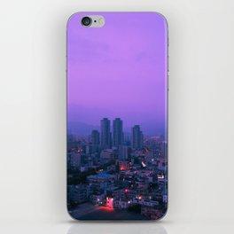 Daegu Morning iPhone Skin