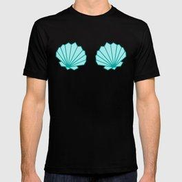 Mermaid Shell Bra T-shirt
