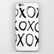 xo  iPhone Skin
