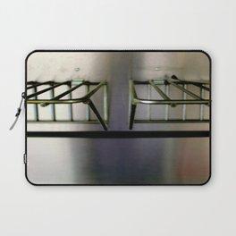 Metal On Metal Laptop Sleeve