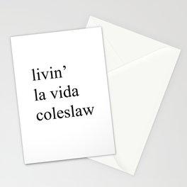 tao lin Stationery Cards