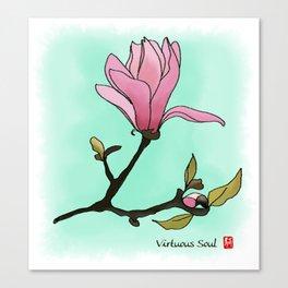 Mangolia Canvas Print