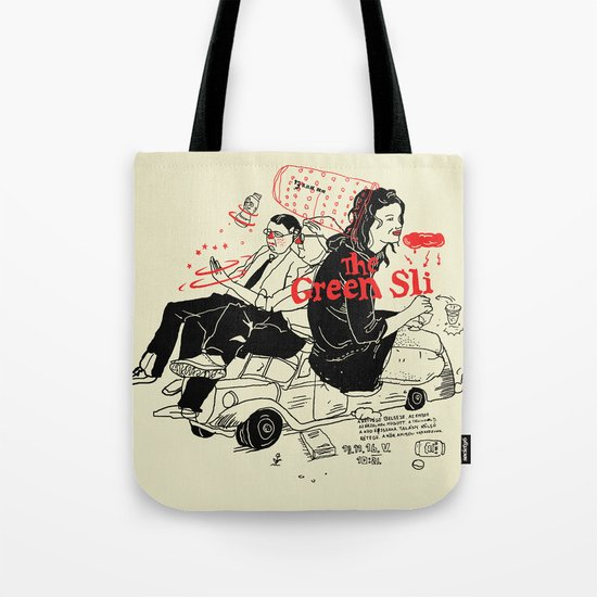 Lost days III. Tote Bag