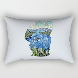 Emerald Bay Rectangular Pillow