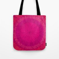 pulp Tote Bags featuring Pulp Passion by Anchobee