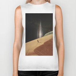 Lost In Your Memories Biker Tank